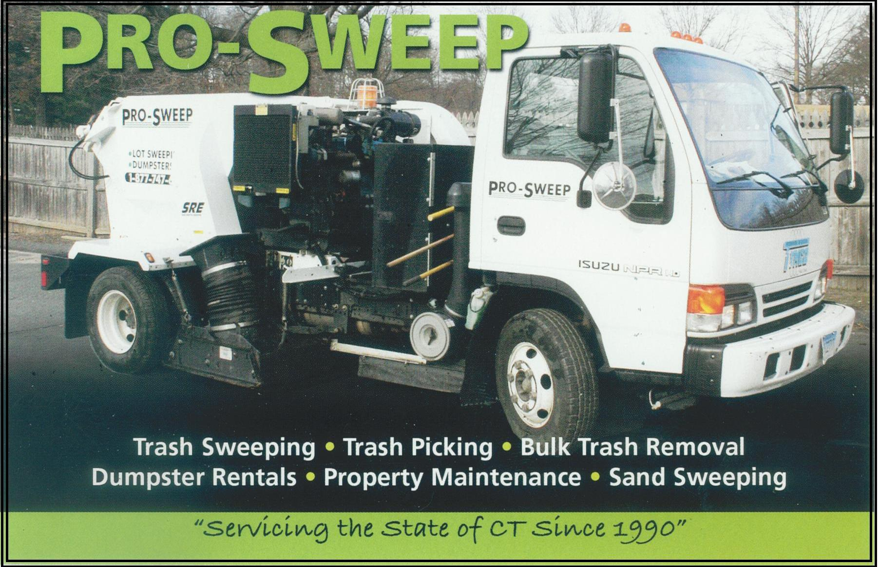 CT Sweeping Services Parking lot sweeping sand sweeping parking lot cleaning
