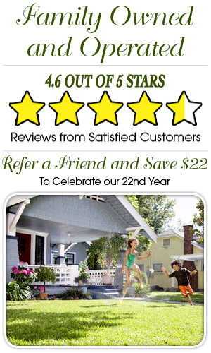 EXCELLENT RATING: 4.6/5 Stars is considered an excellent ranking.  This rating was tabulated from multiple customer surveys taken by independent organization which is not affiliated with Costello Landscaping, CT DUMP JUNK or Pro Sweep.