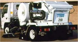 Parking Lot Sweeping Sand Removal Sand  Sweeping CT Sweeping Service Sweeper Companies